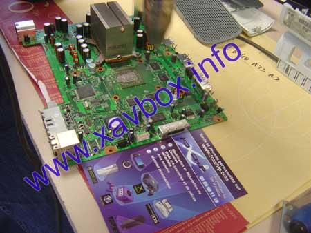 réparation xbox 360