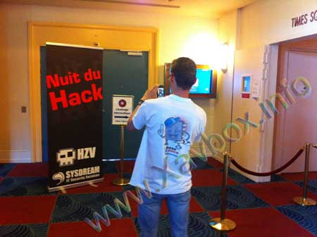 nuit du hack 2012